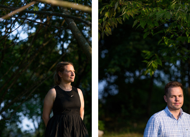 Barriefield Rock Garden engagement 02