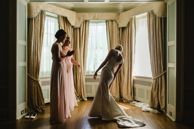 Heather's Graydon Hall Manor wedding
