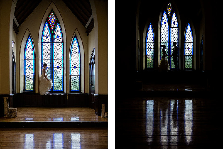 St George's Cathedral wedding in Kingston, Ontario