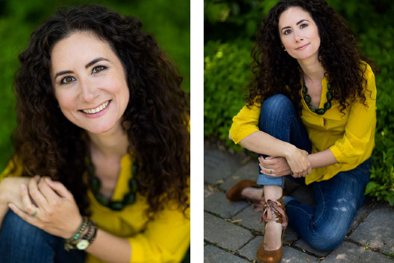 Kingston headshots and portrait of Tricia Knowles
