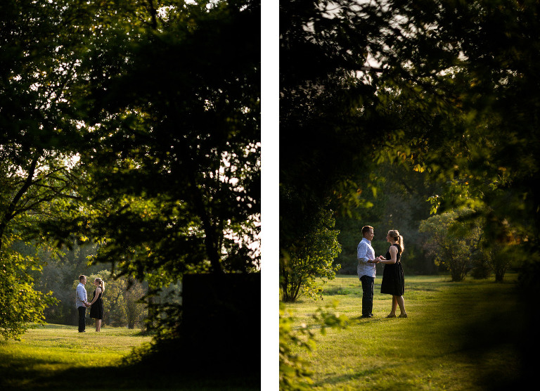 Barriefield Rock Garden engagement 01